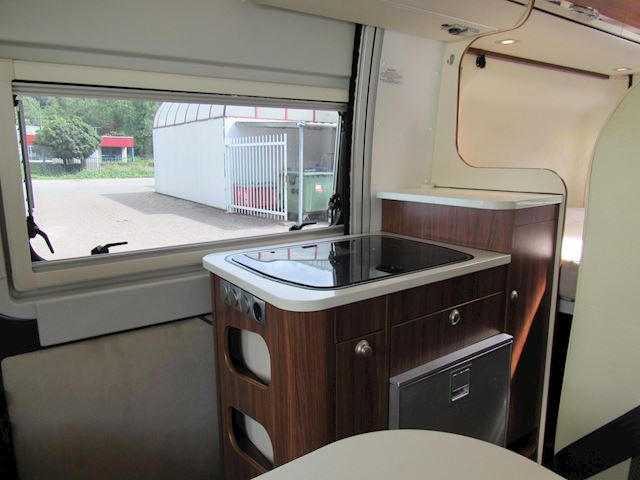 Adria TWIN 540 SPT Buscamper Full option  2x airco bj2016