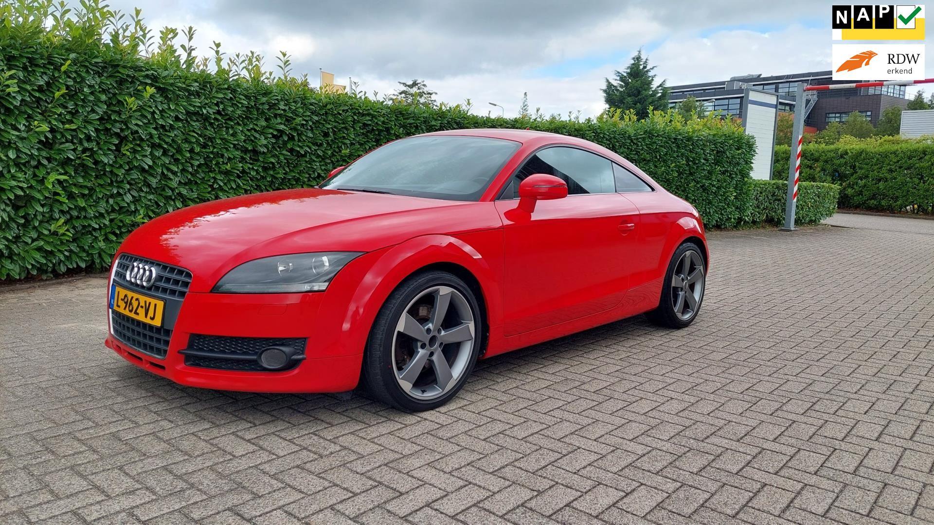 Audi TT occasion - YoungTimersHolland