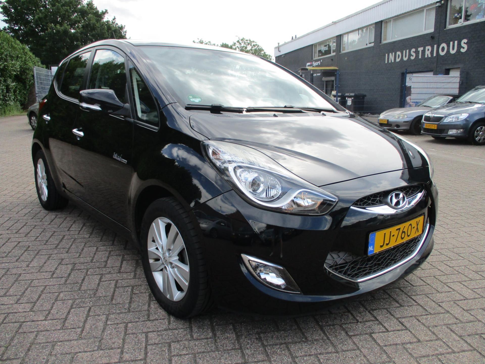 Hyundai Ix20 occasion - Teunisse Auto's
