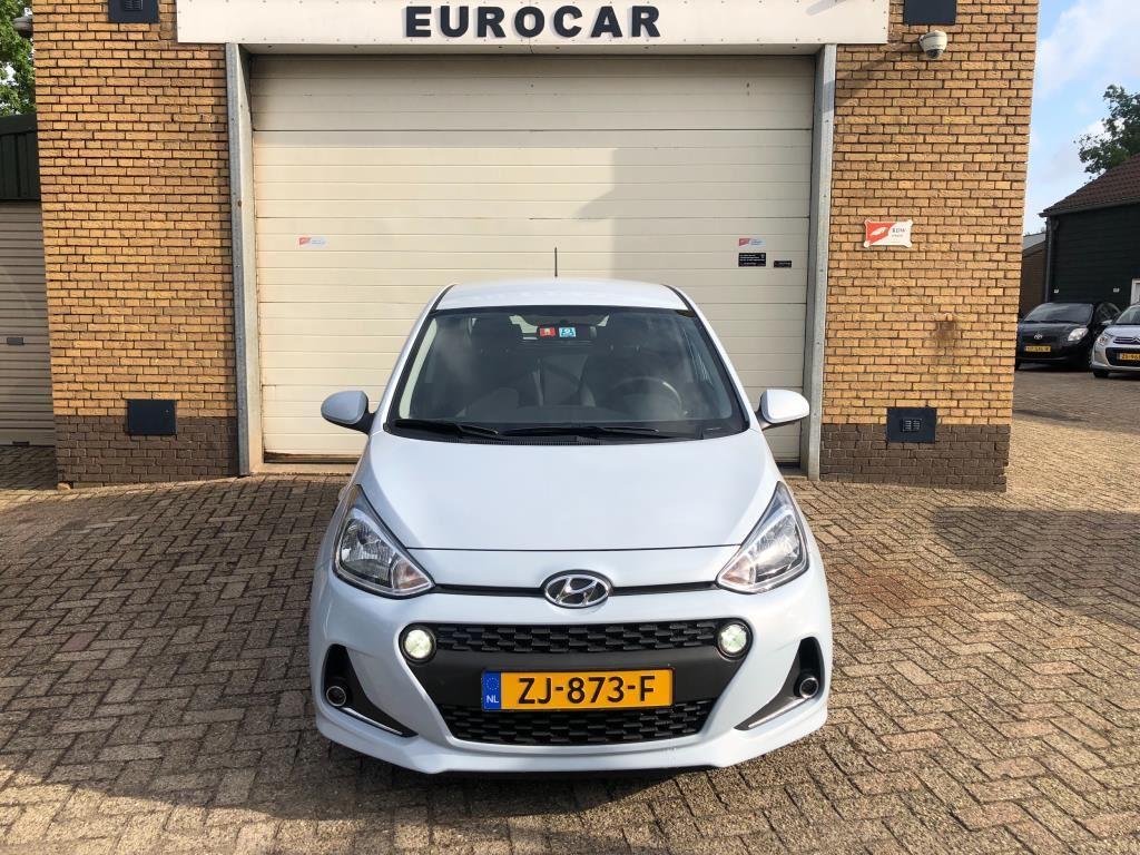Hyundai I10 occasion - Eurocar