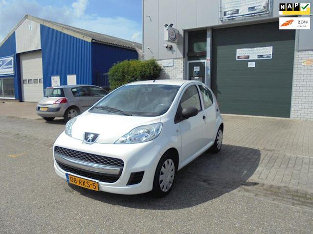 Peugeot 107 1.0-12V XR 5-deurs/Bouwjaar 2011/Airco,