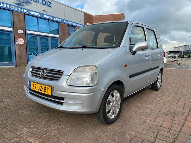 Opel Agila 1.2-16V Star Edition / APK / Radio cd