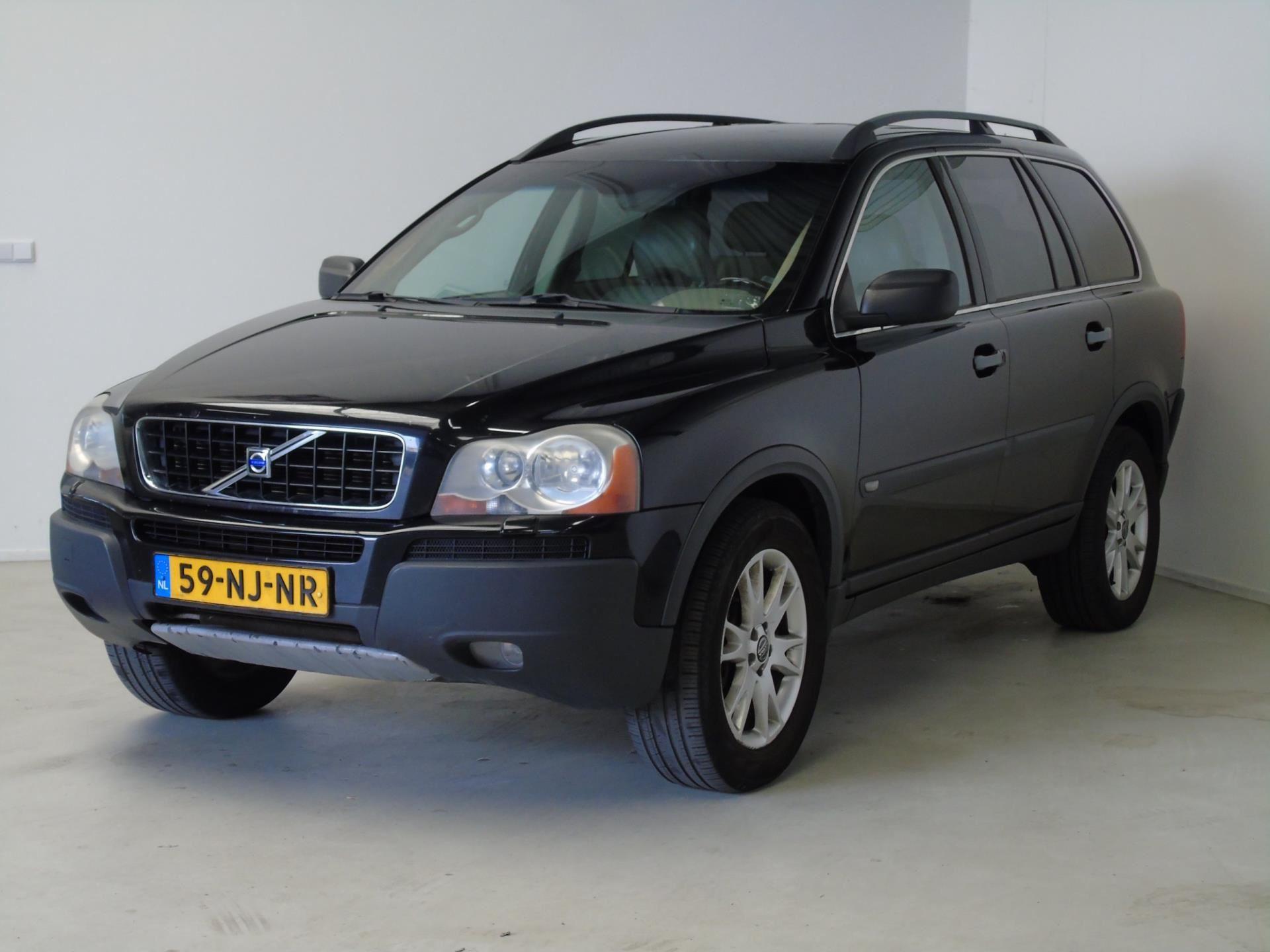 Volvo XC90 occasion - van Dijk auto's
