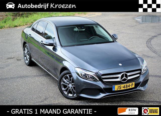 Mercedes-Benz C-klasse 180 * Automaat * Led * Navigatie *