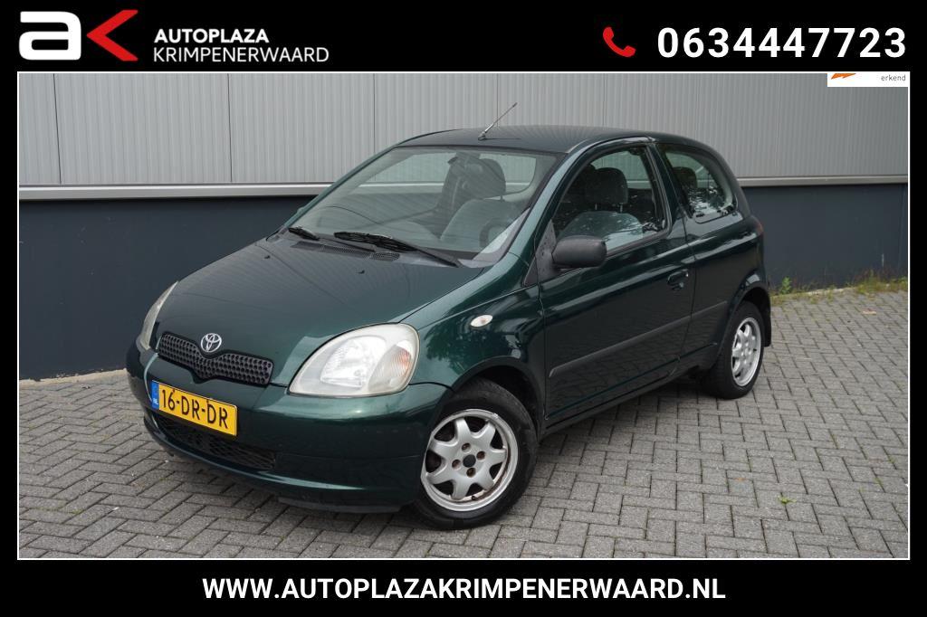 Toyota Yaris occasion - Autoplaza Krimpenerwaard