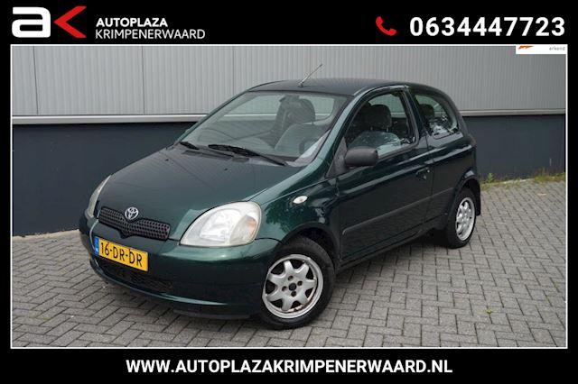 Toyota Yaris 1.0-16V VVT-i Sol Elektrische Ramen/Nieuw Apk
