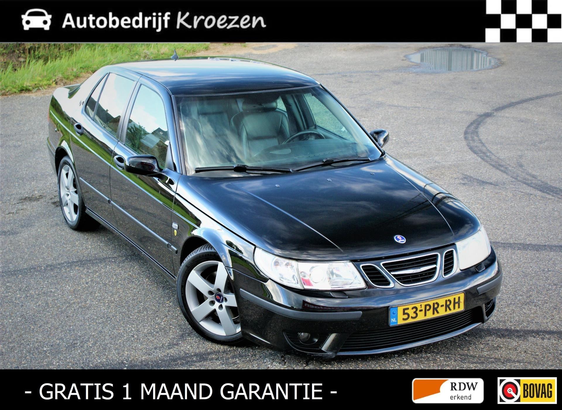 Saab 9-5 occasion - Autobedrijf Kroezen
