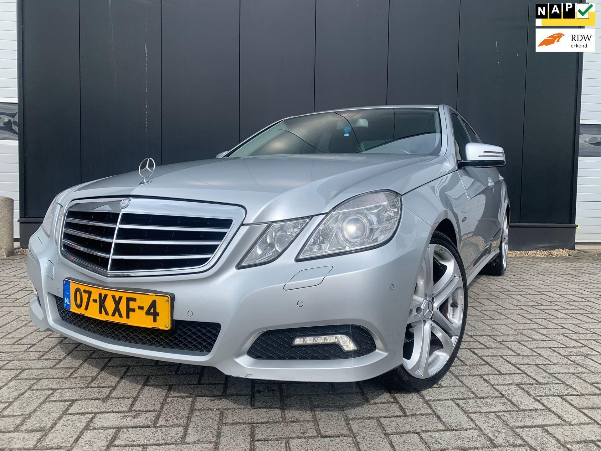 Mercedes-Benz E-klasse occasion - Dennis Jansen Auto's
