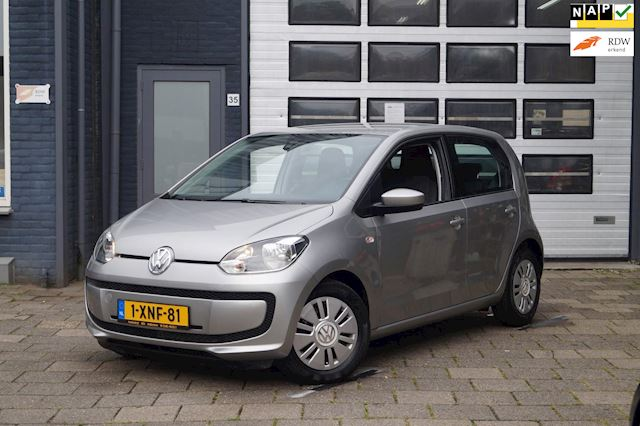 Volkswagen Up! 1.0 move up! BlueMotion | Navi | Airco | 16000 KM N.A.P