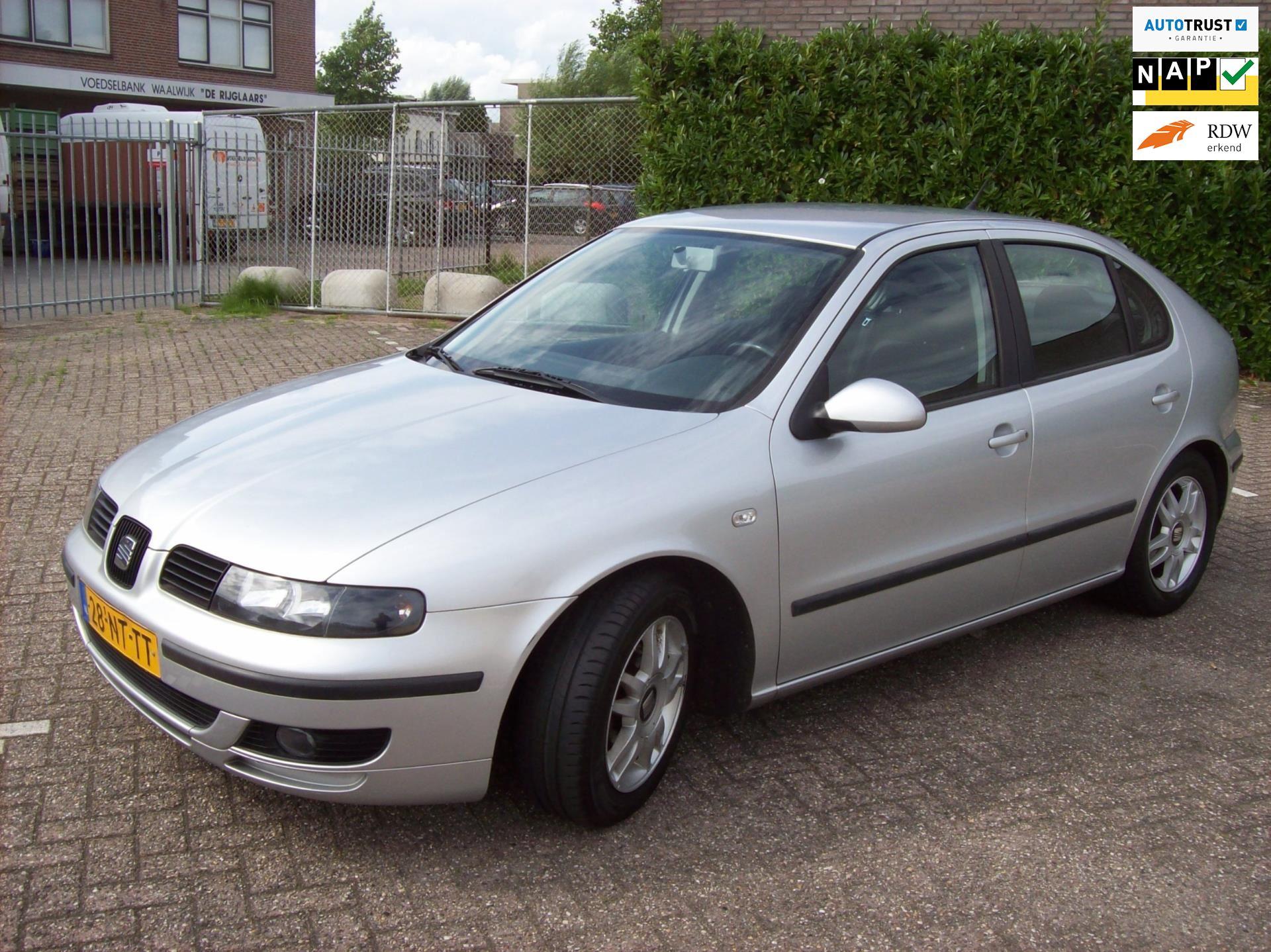 Seat Leon occasion - Car Sales Waalwijk