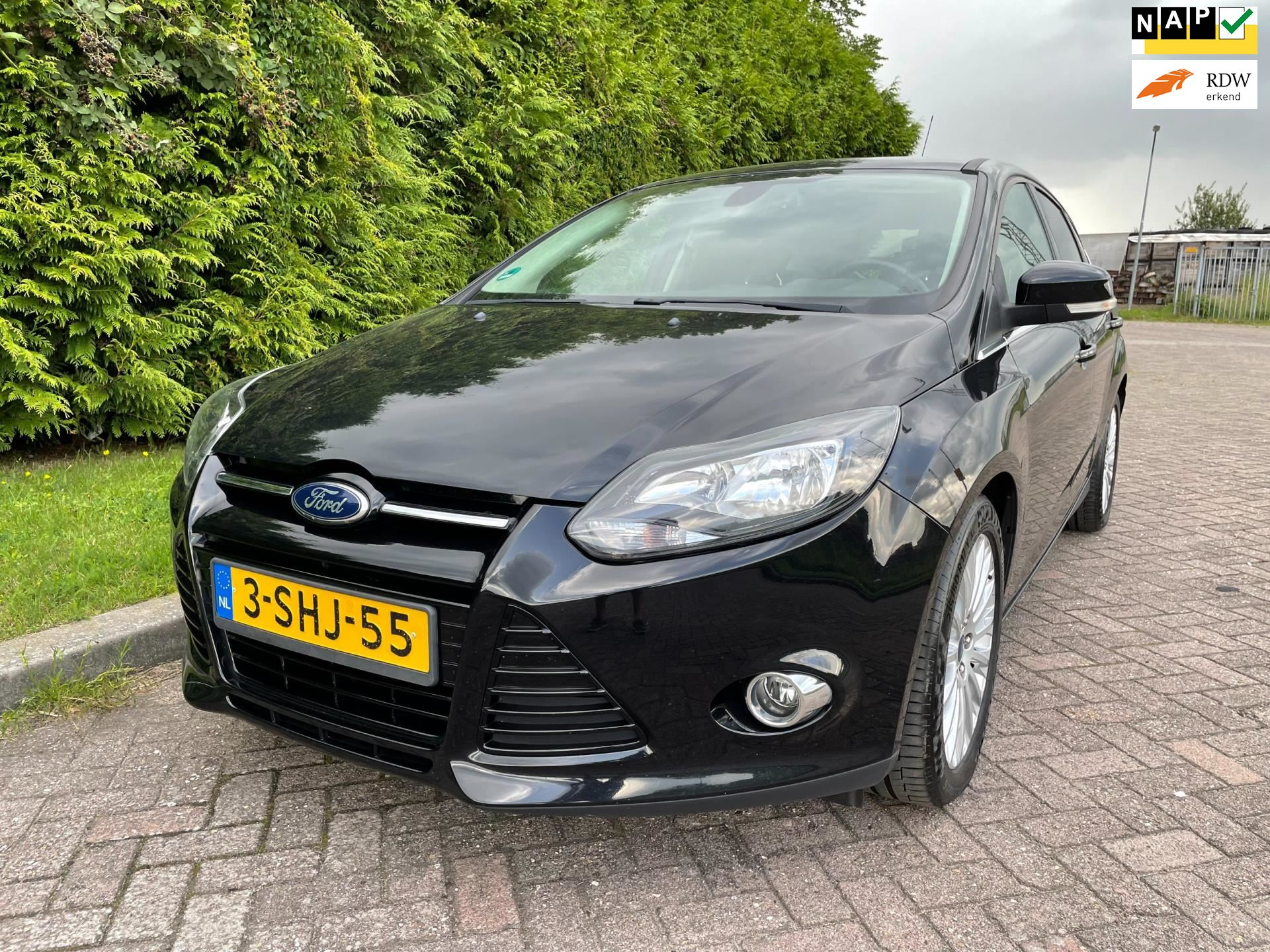 Ford Focus occasion - Goldenstone Cars