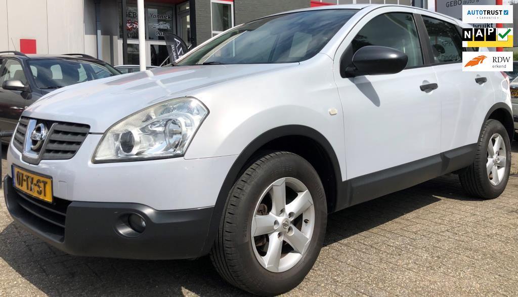 Nissan Qashqai occasion - Gebo Auto's