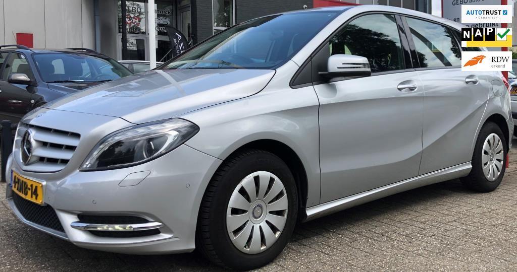 Mercedes-Benz B-klasse occasion - Gebo Auto's