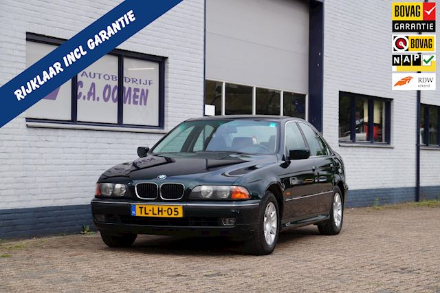 BMW 5-serie 523i Executive AUTOMAAT Airco LM velgen Youngtimer
