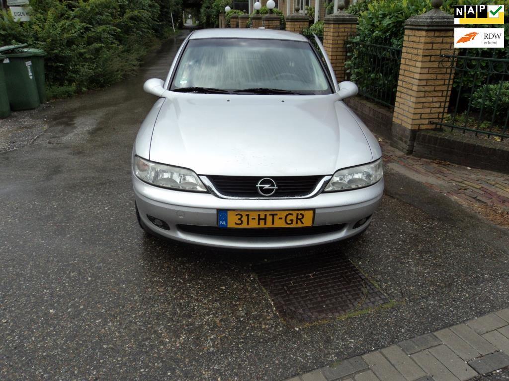 Opel Vectra occasion - G.P. Ponsen Automobielen