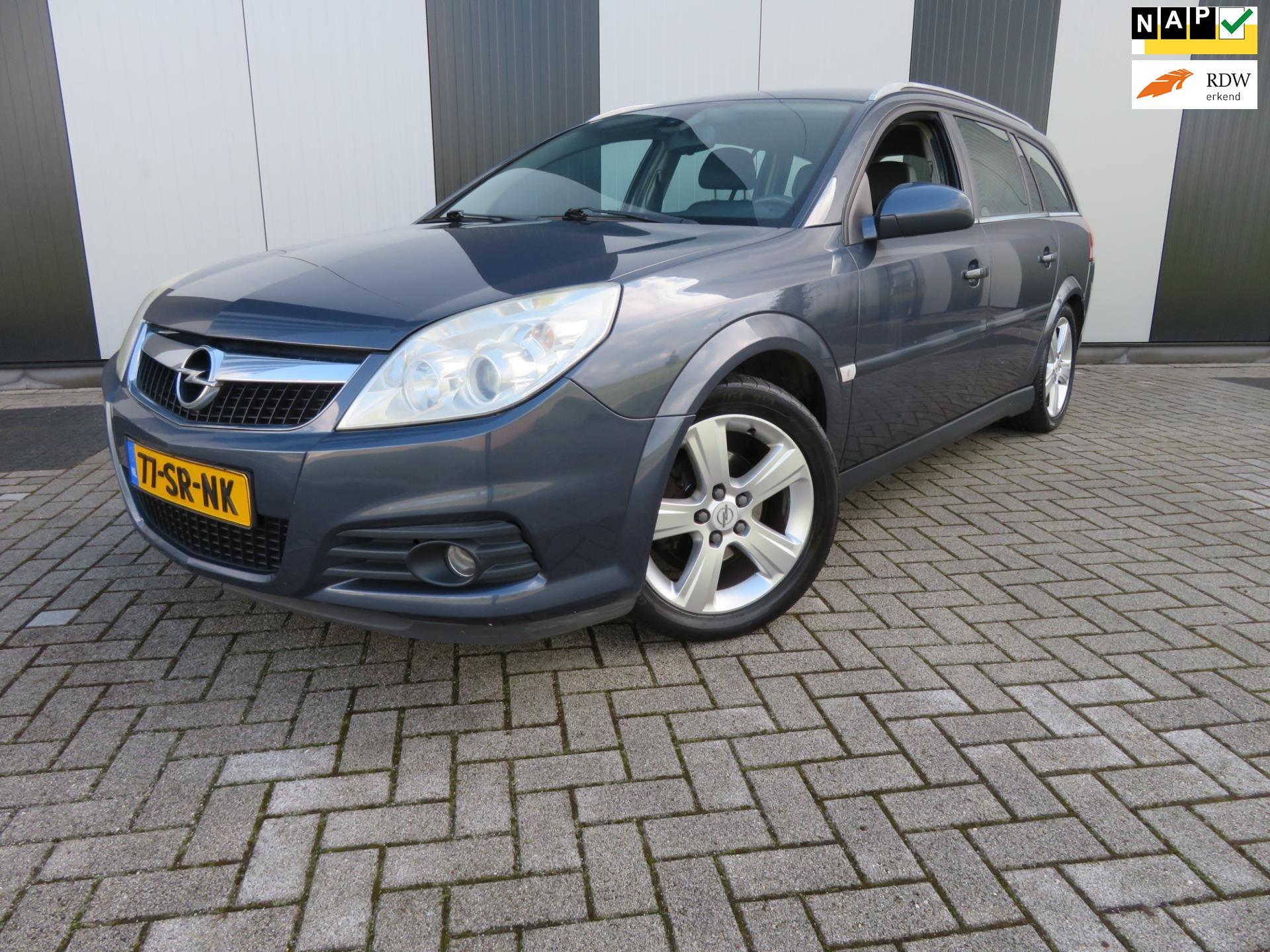 Opel Vectra Wagon occasion - FR Cars