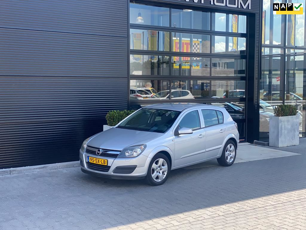 Opel Astra occasion - Pitstop Car Trading