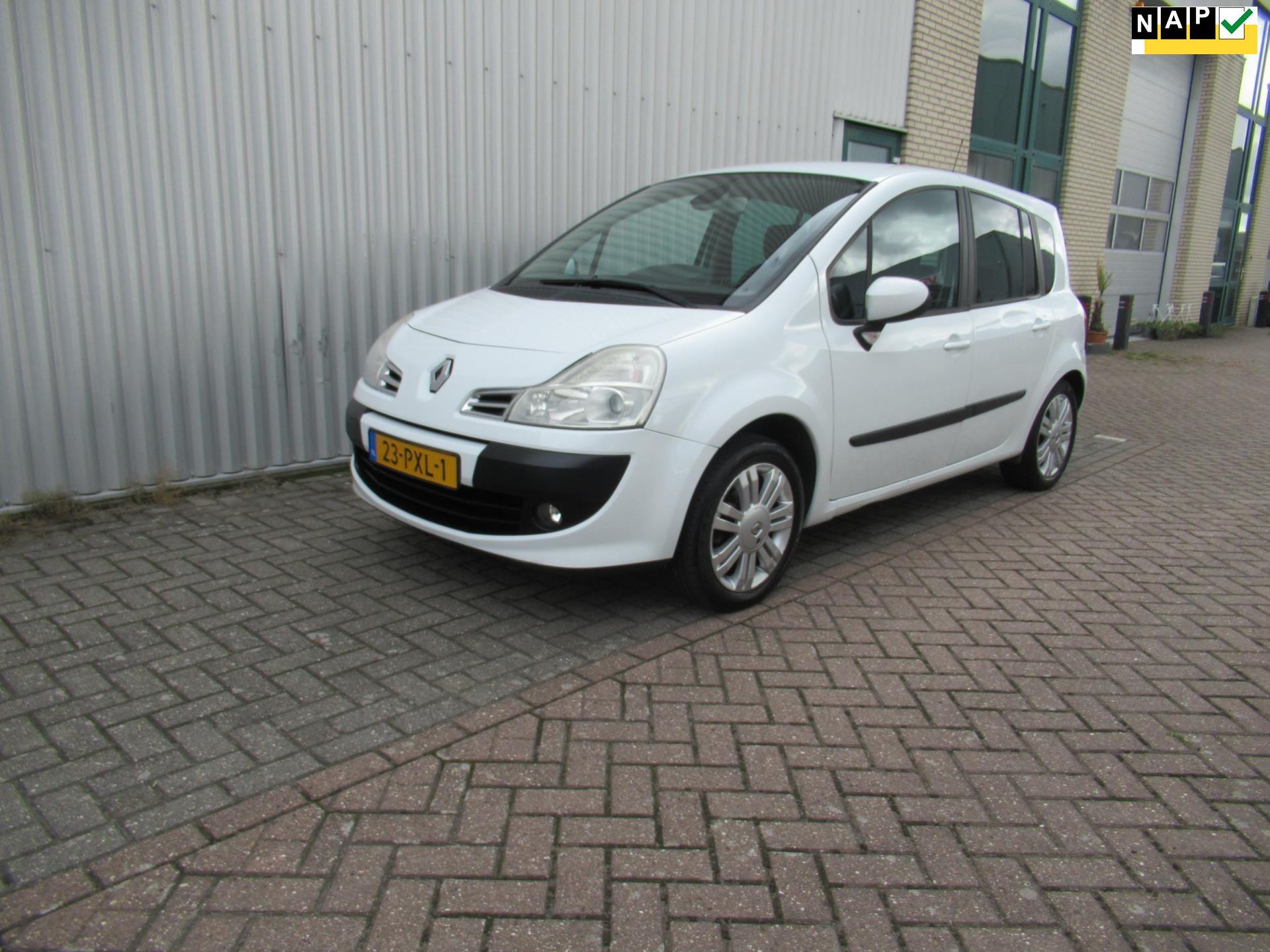 Renault Grand Modus occasion - Autobedrijf Maasdijk