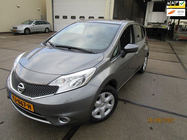 Nissan Note 1.2 Connect Edition NAVI NW STAAT