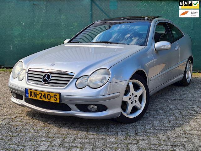 Mercedes-Benz C-klasse Sportcoupé 230 K. Aut. *200PK*