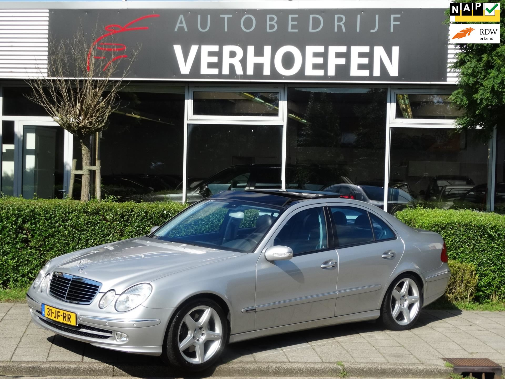 Mercedes-Benz E-klasse occasion - Autobedrijf Verhoefen