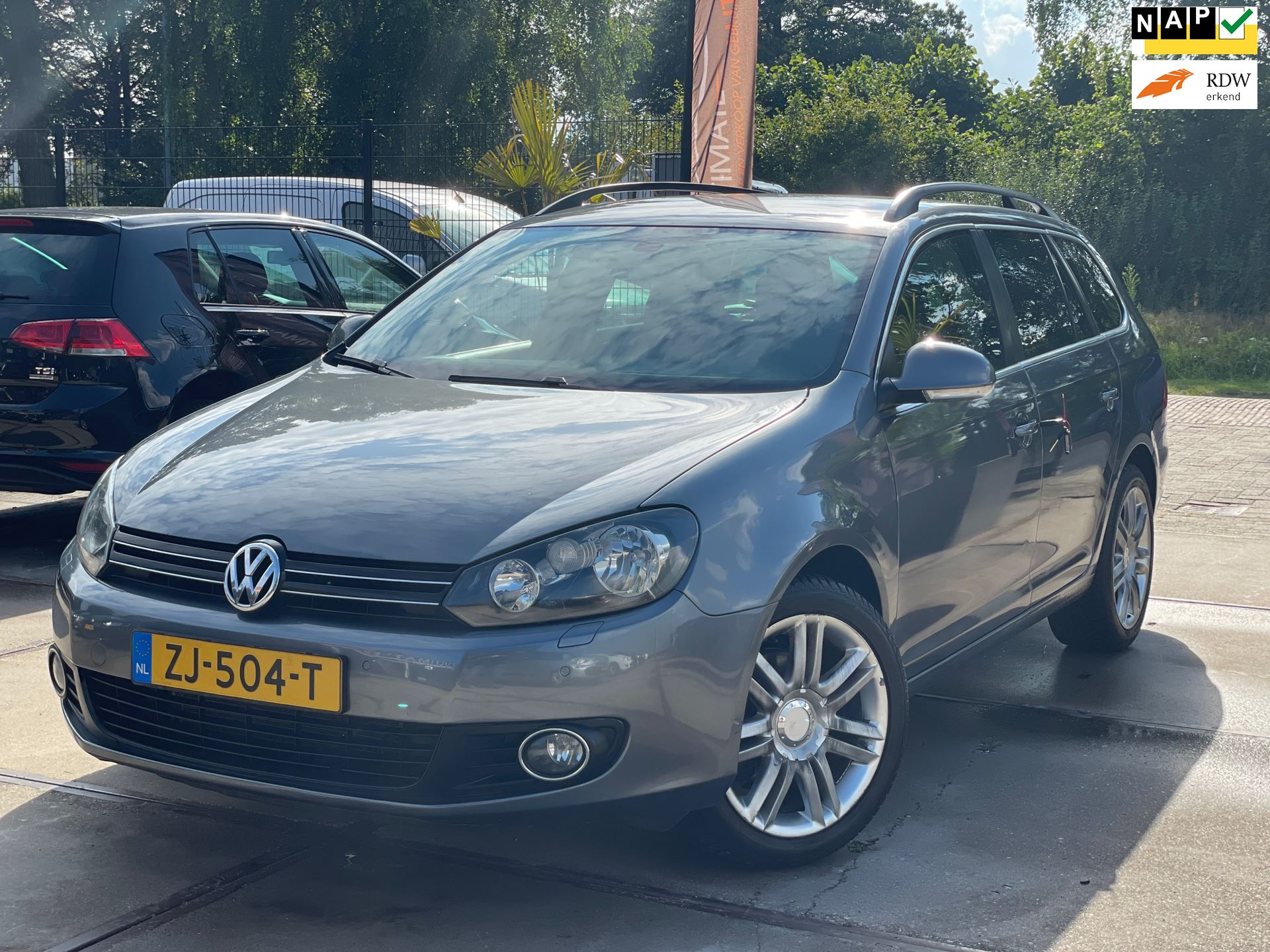 Volkswagen Golf Variant occasion - Ultimate Auto's B.V.