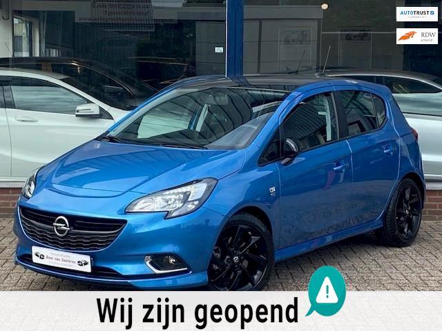 Opel Corsa 1.4 OPC Line Color Edition 5 deurs! Intellilink/Camera/Cruise/LED/Stoel-stuurverwarming! 1e eigenaar/Nieuwstaat/Dealer!