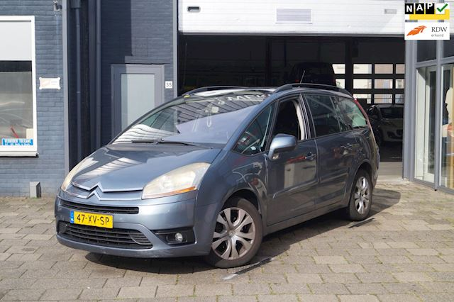 Citroen Grand C4 Picasso 2.0-16V Ambiance 7p. | Automaat | Clima