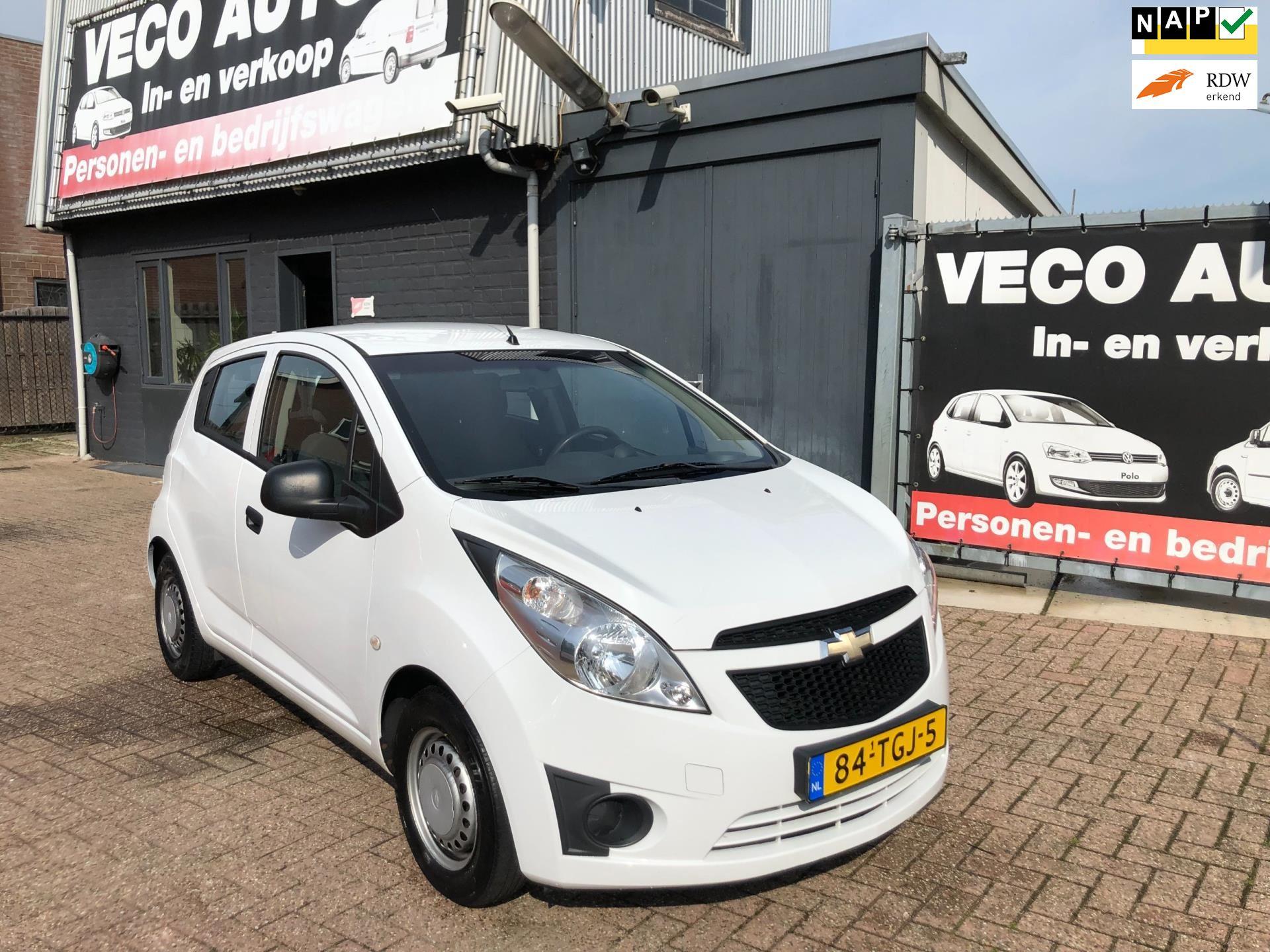 Chevrolet Spark occasion - Veco Auto's