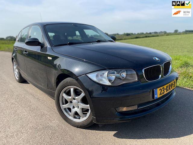 BMW 1-serie 116d Corporate / 5 drs 2009