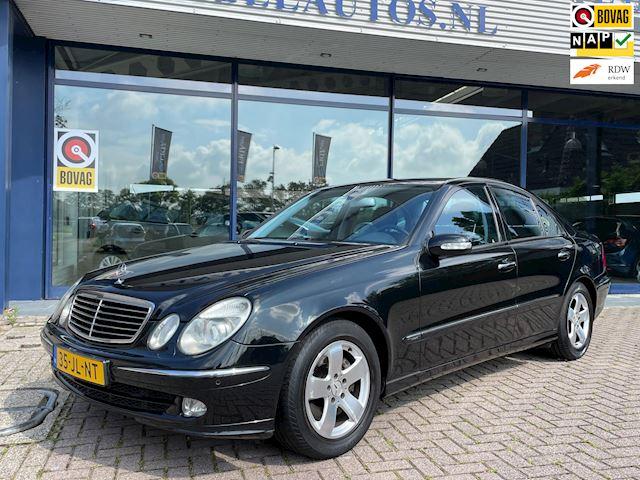 Mercedes-Benz E-klasse 320 Avantgarde 1e Eig. Aut. Navi Clima Cruise Trekhaak Parksens NL- Auto NAP!