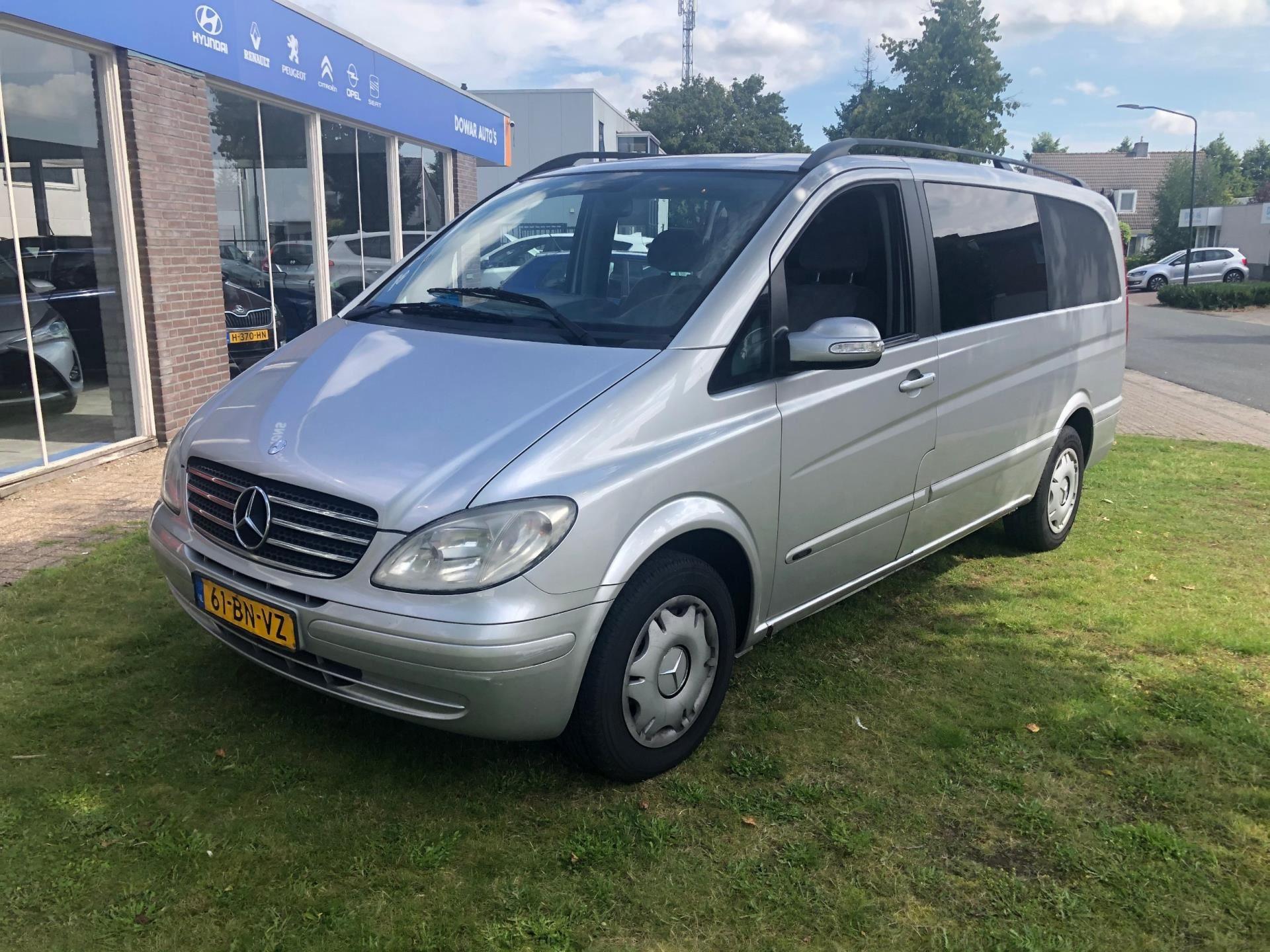 Mercedes-Benz Viano occasion - Dowar Auto's