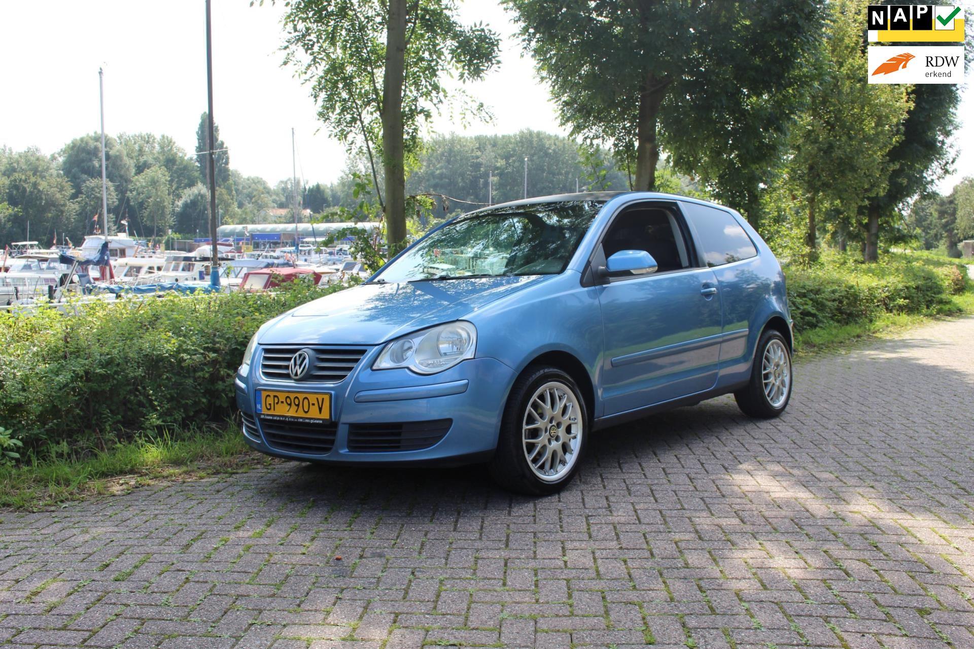 Volkswagen Polo occasion - Van Vliet Auto's