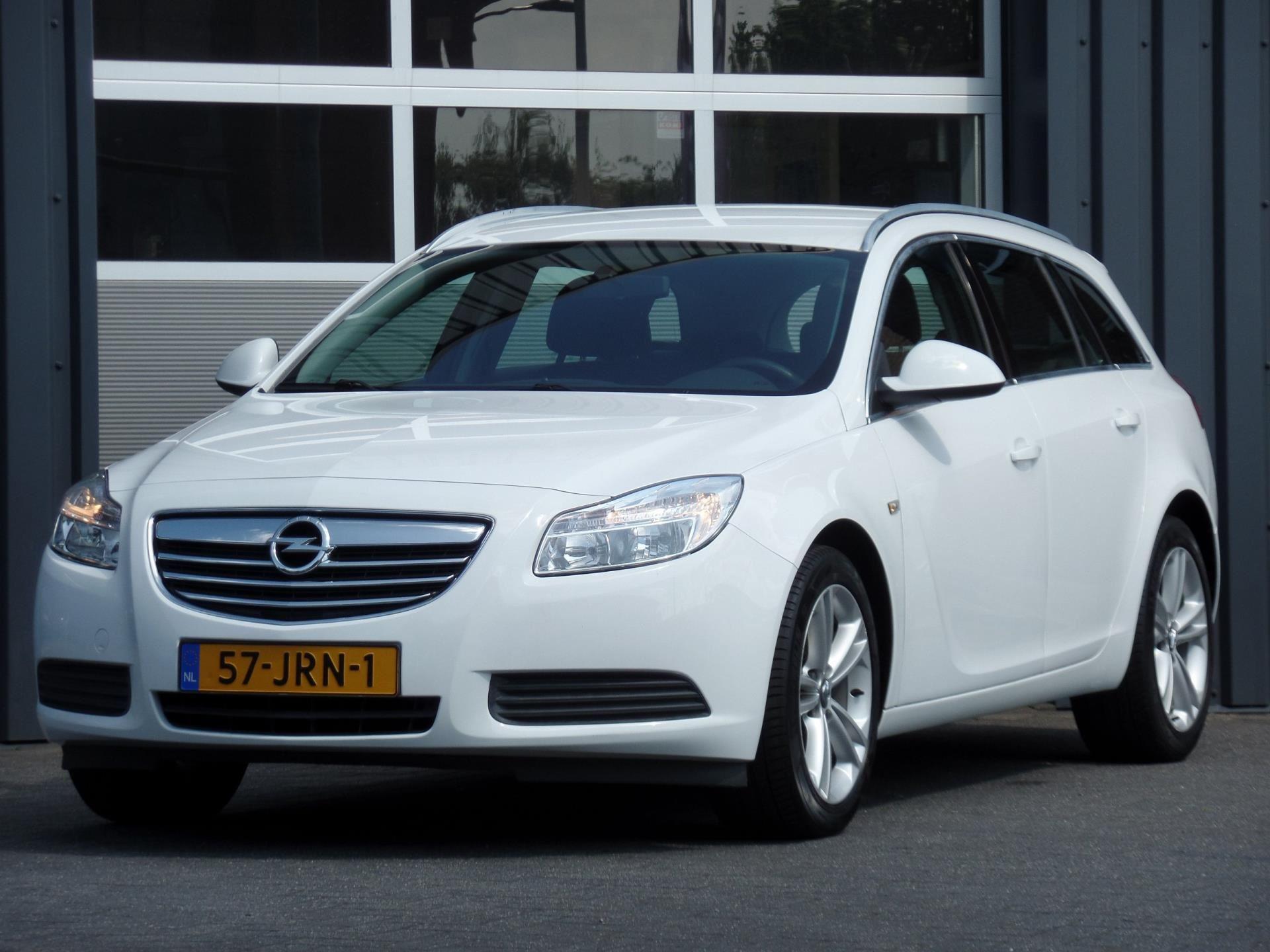 Opel Insignia Sports Tourer occasion - Auto Veldzicht