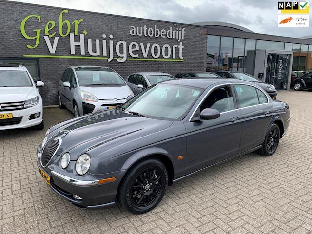 Jaguar S-type  AUTOMAAT-ZEER MOOIE AUTO