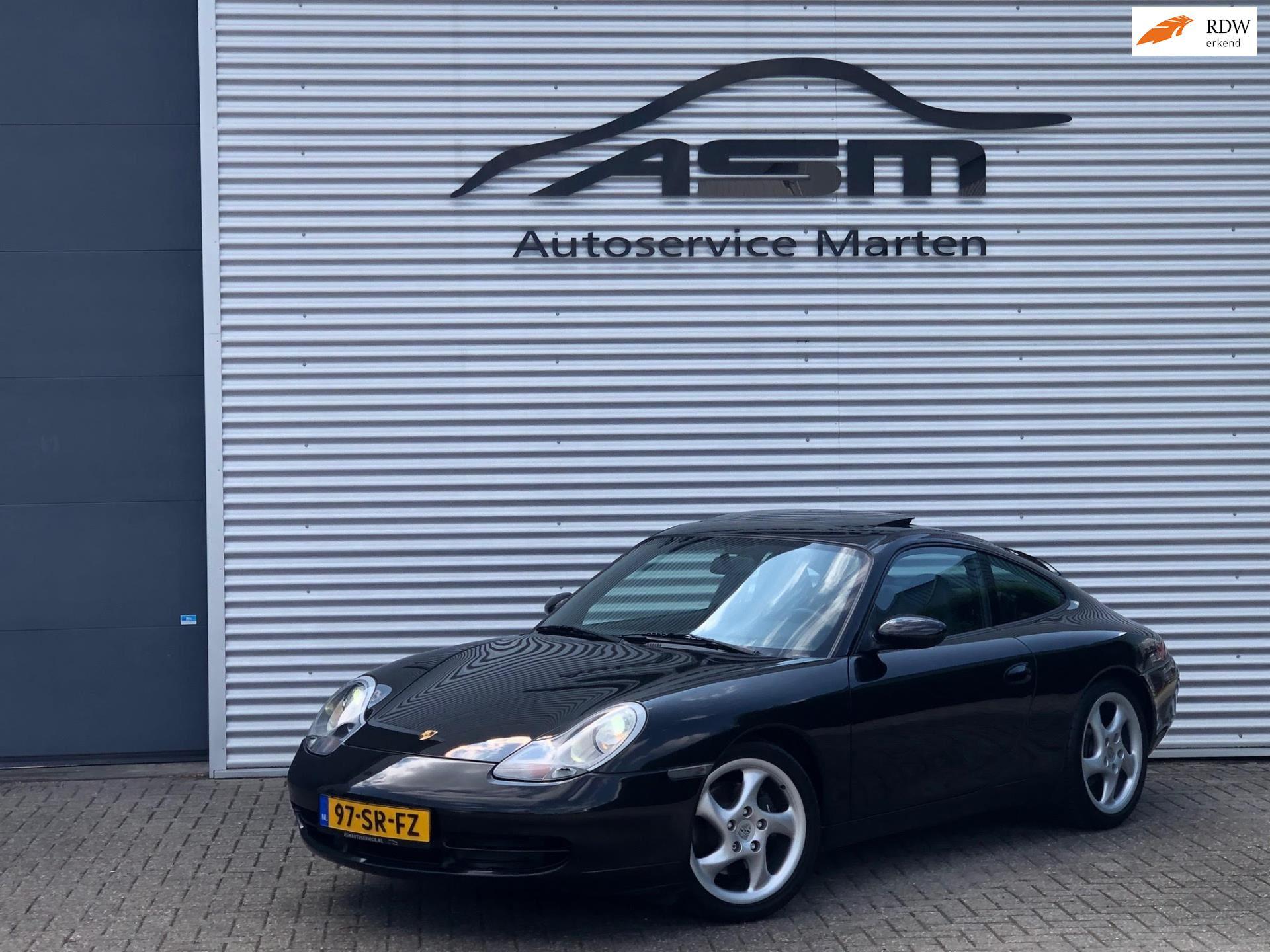 Porsche 911 occasion - ASM Autoservice Marten