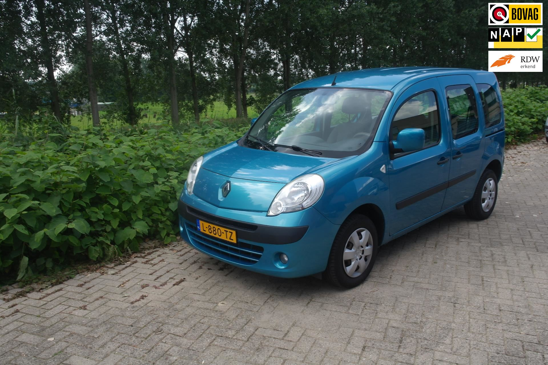 Renault Kangoo Family occasion - Wolters Autohandel