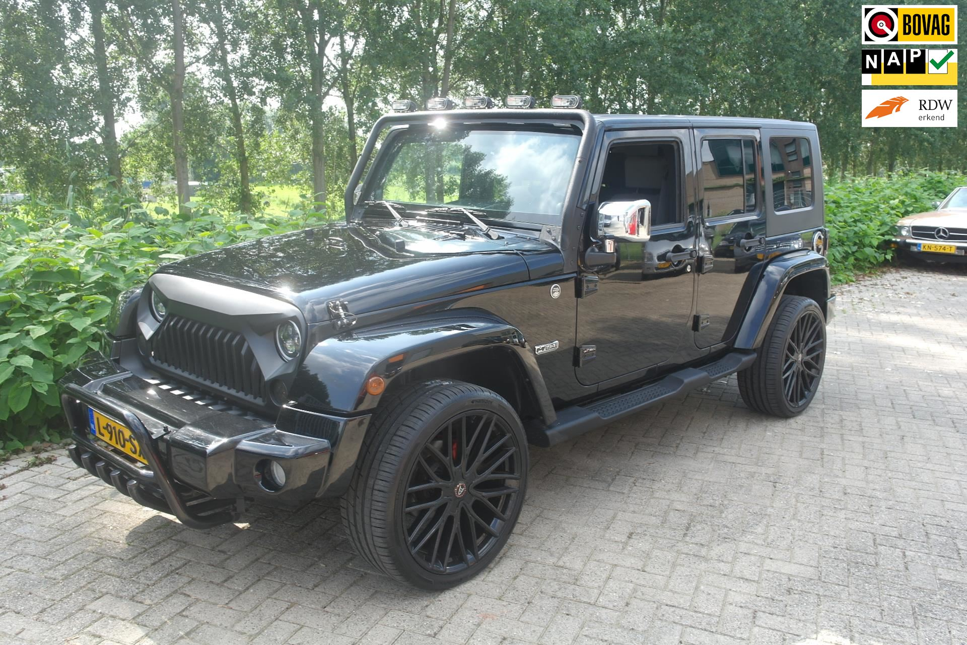 Jeep Wrangler Unlimited occasion - Wolters Autohandel