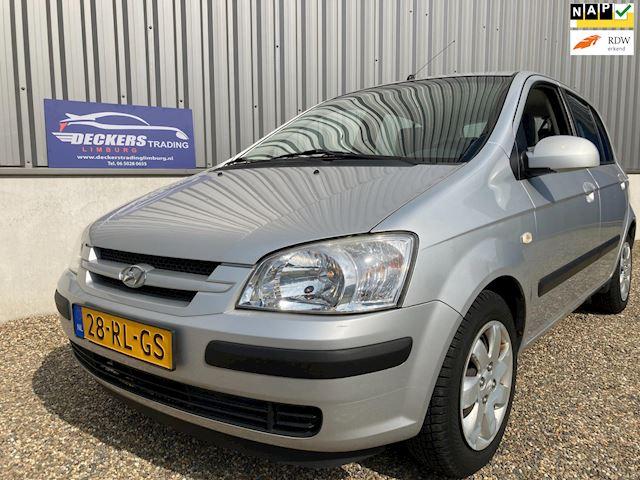 Hyundai Getz occasion - Deckers Trading Limburg