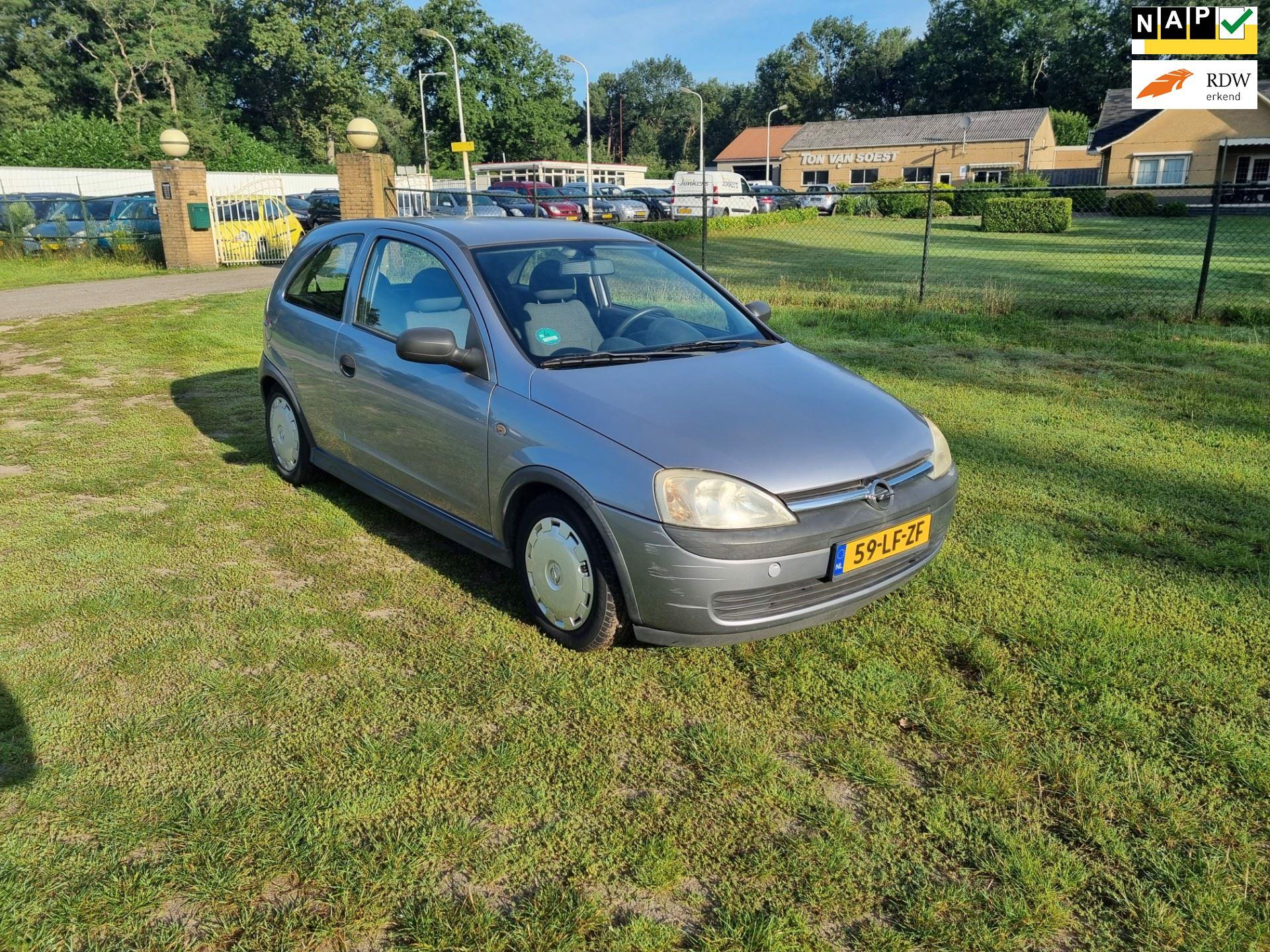 Opel Corsa occasion - Ton van Soest Auto's