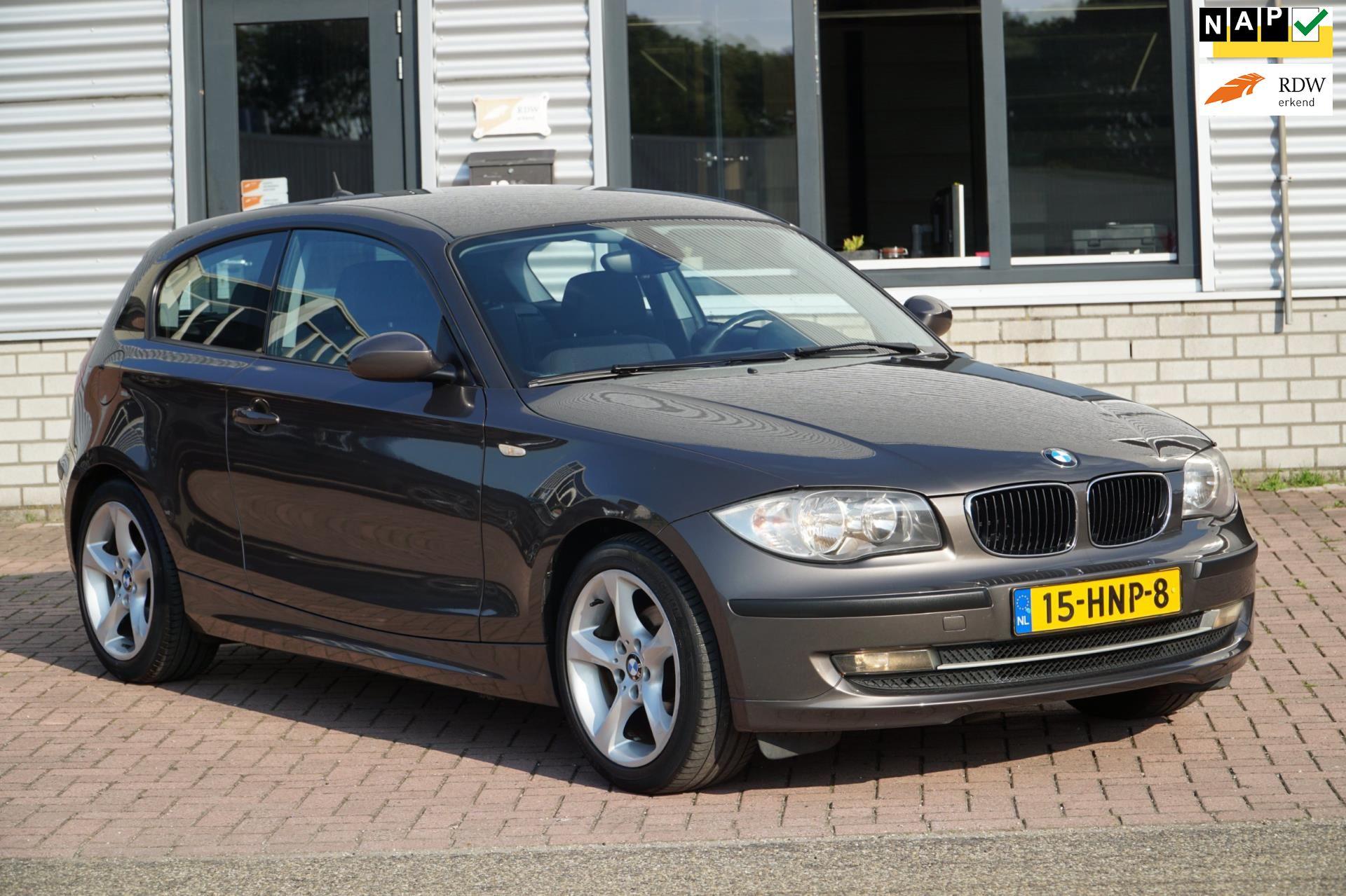 BMW 1-serie occasion - Maxx Auto