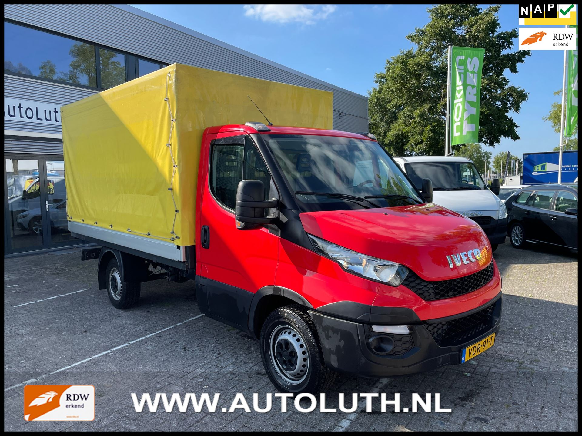 Iveco Daily occasion - Luth BV