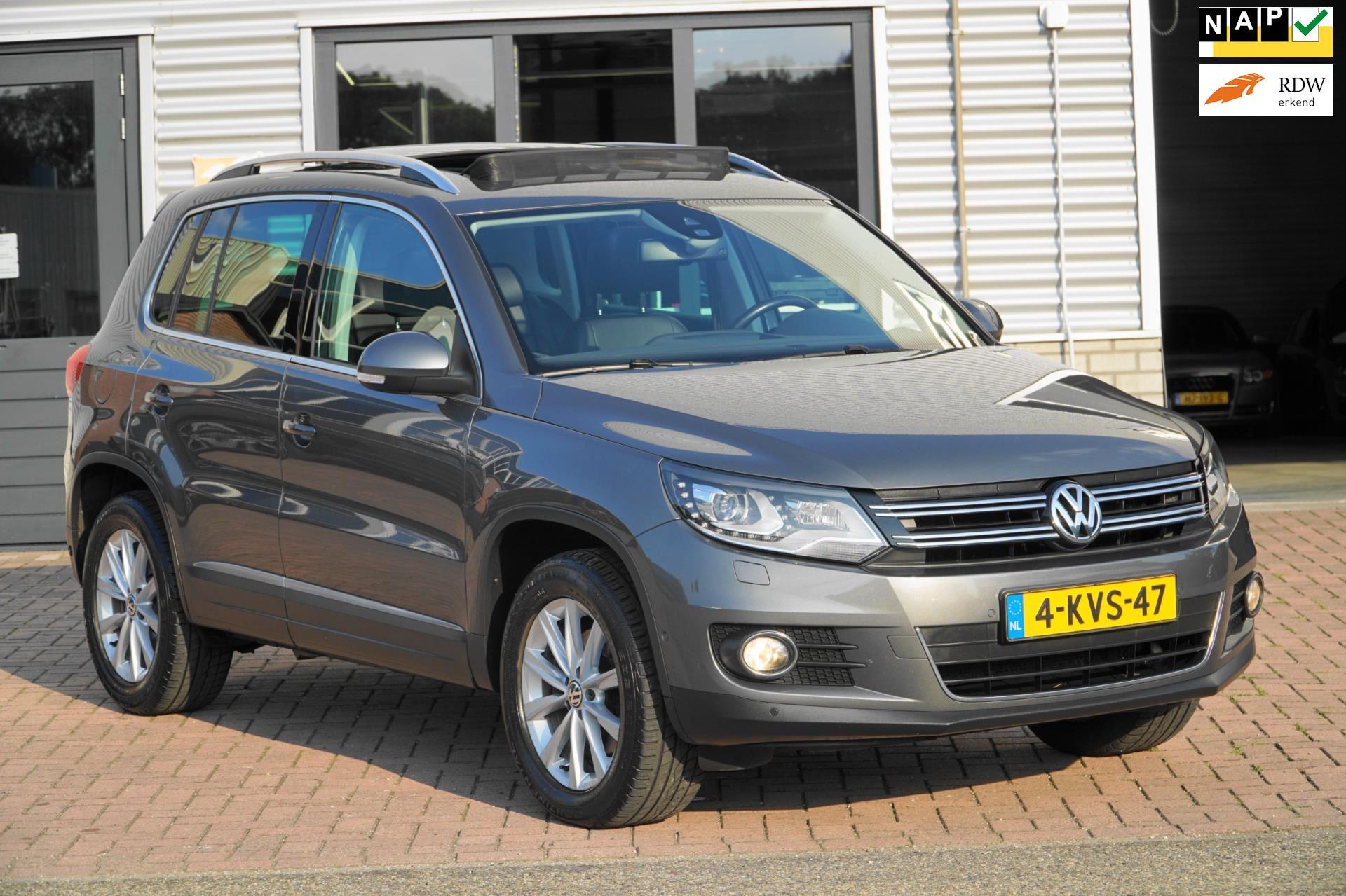 Volkswagen Tiguan occasion - Maxx Auto