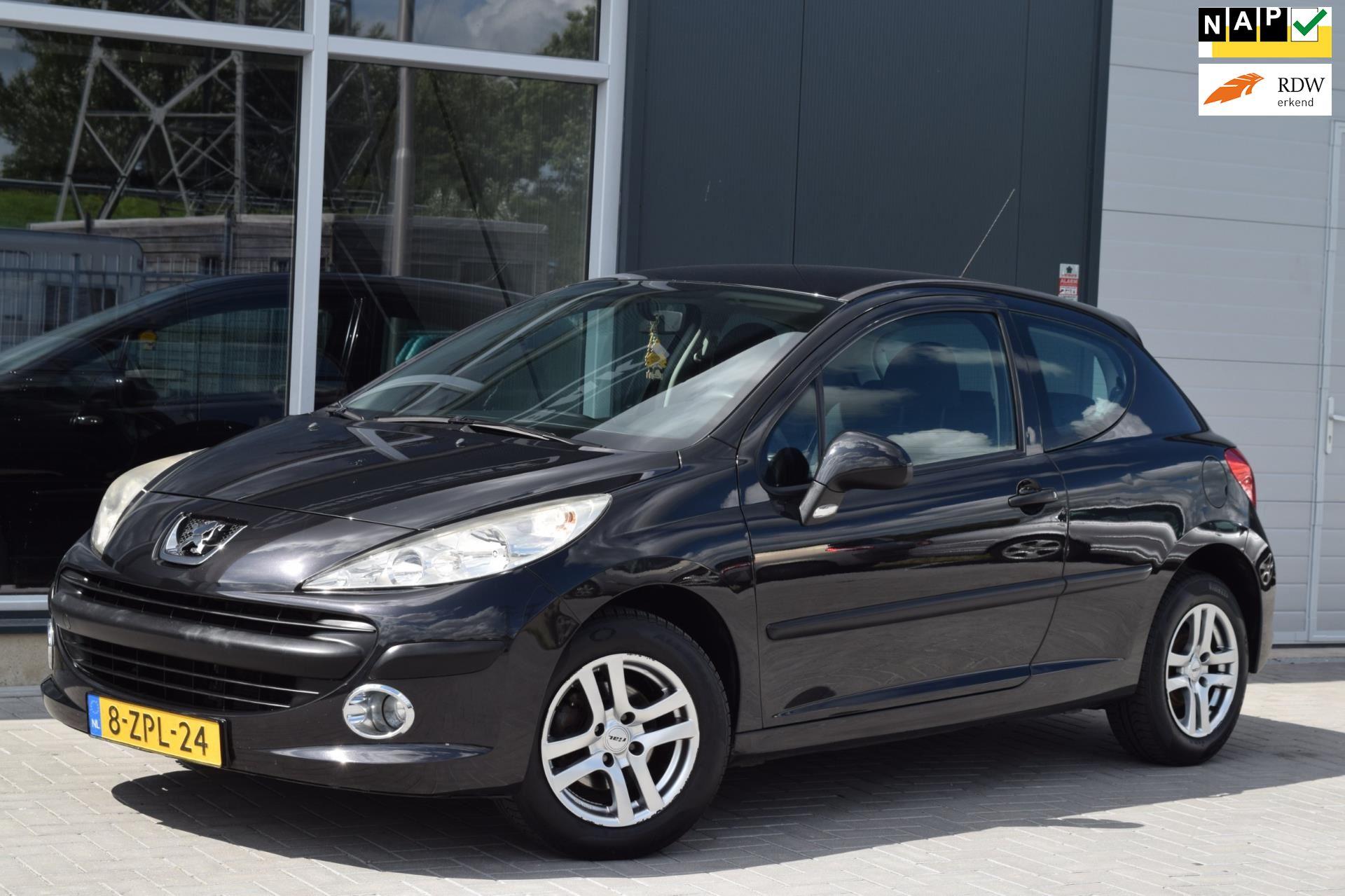 Peugeot 207 occasion - Autobedrijf Bak