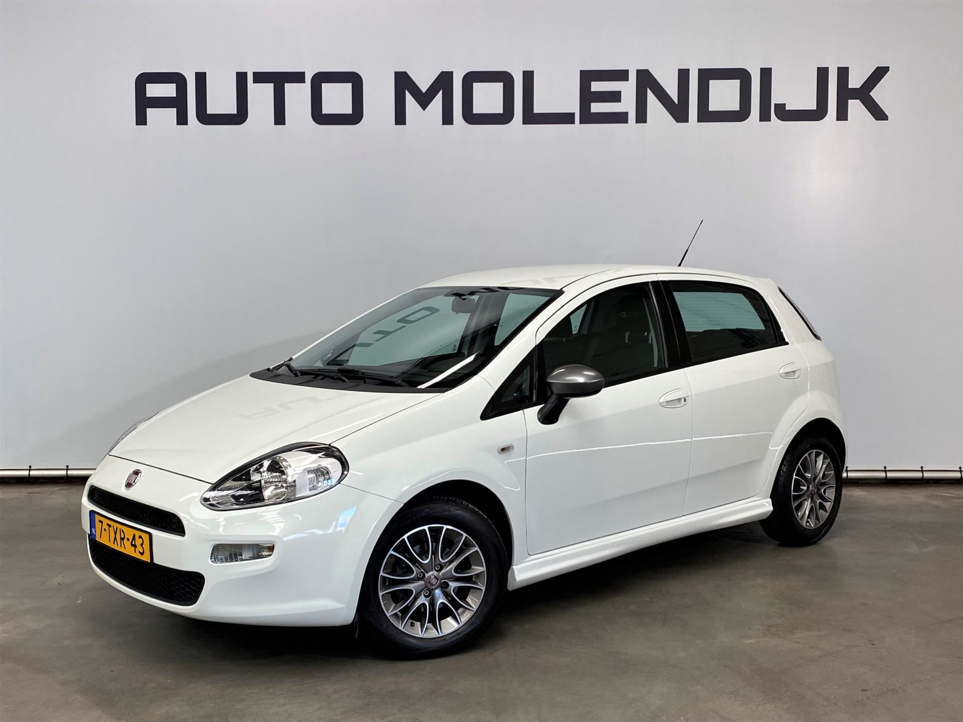 Fiat Punto Evo occasion - Auto Molendijk
