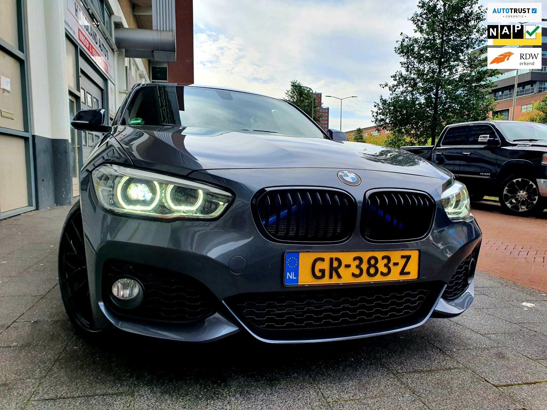 BMW 1-serie occasion - Haagland Auto's