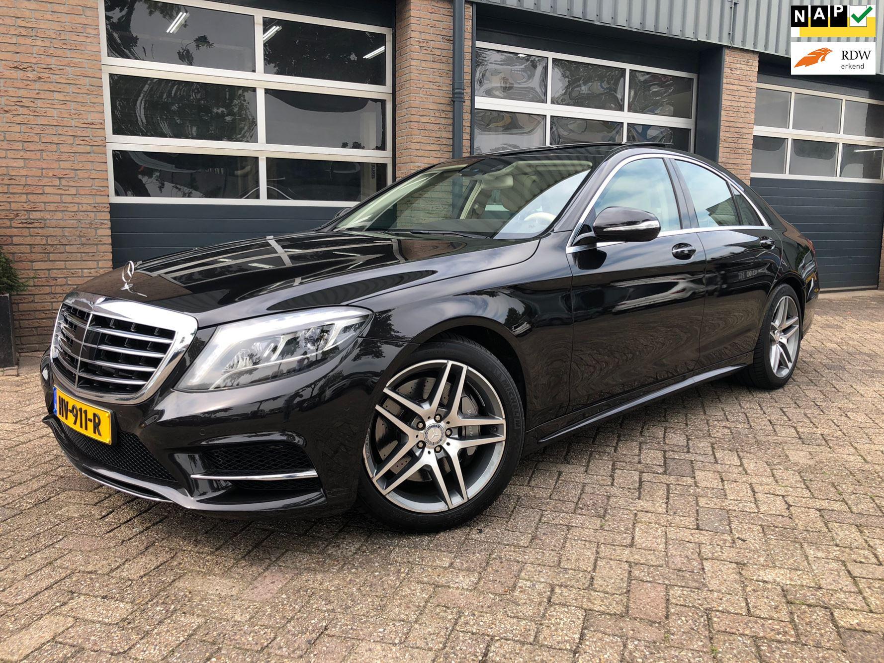 Mercedes-Benz S-klasse occasion - Drost Autobedrijf