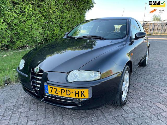 Alfa Romeo 147 1.6 T.Spark Impression,Bj 2004,Airco,N.A.P,Lichtmetalen velgen