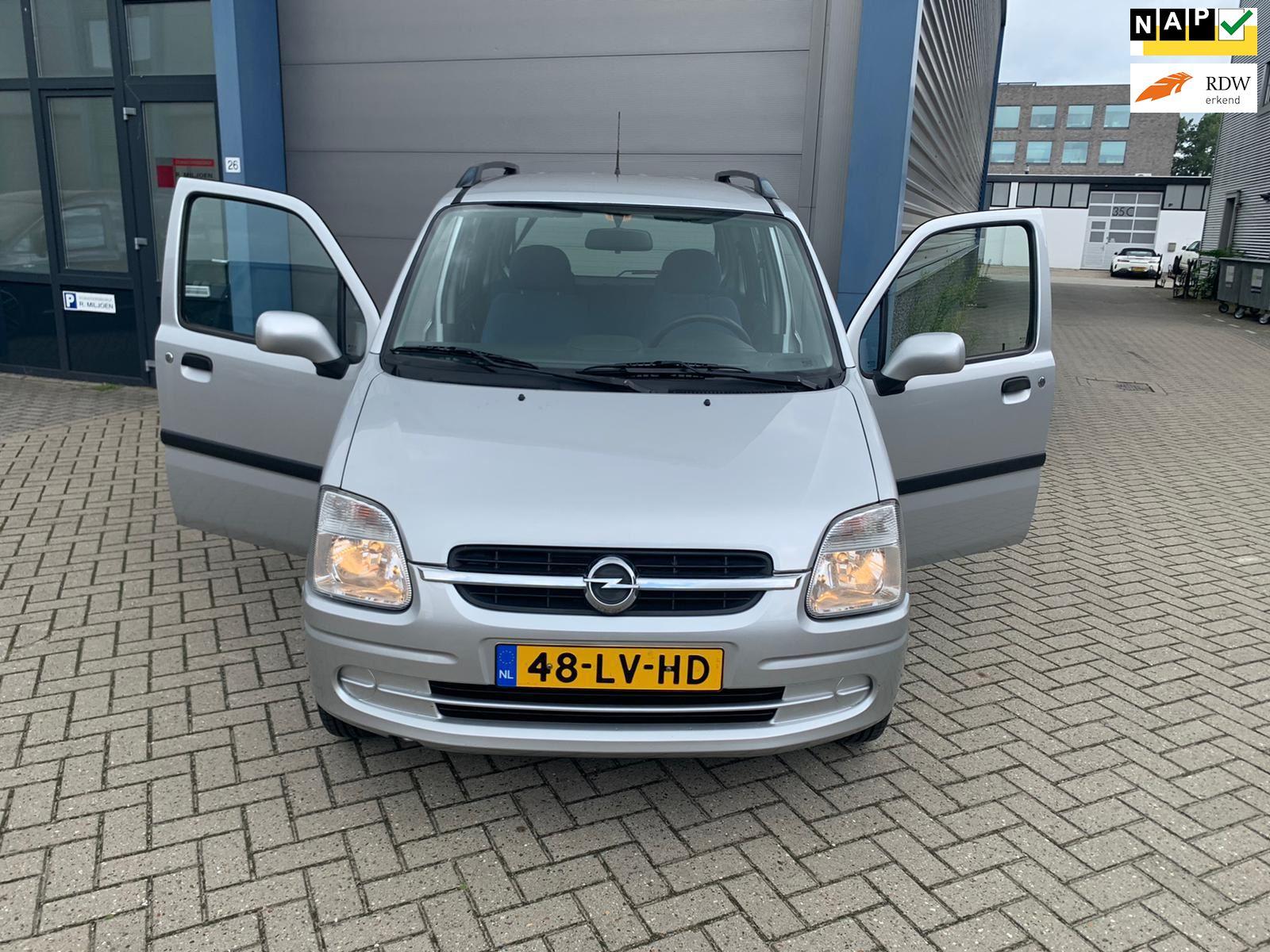 Opel Agila occasion - Ideaal Auto's
