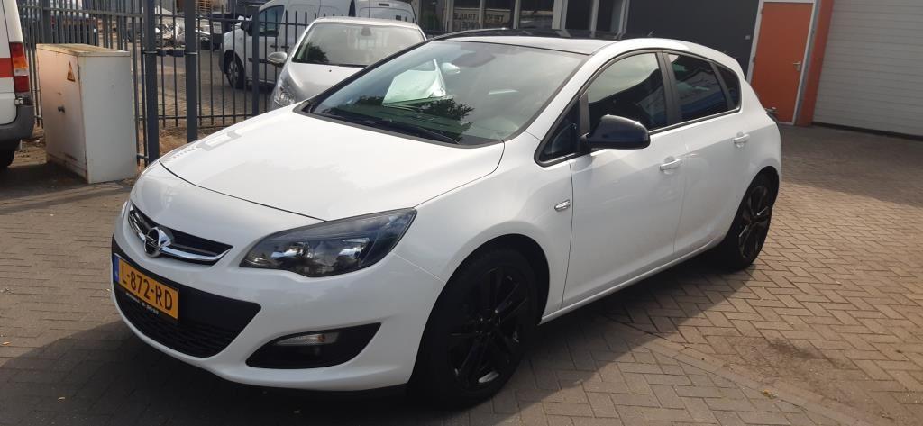 Opel Astra occasion - Hacro Auto's